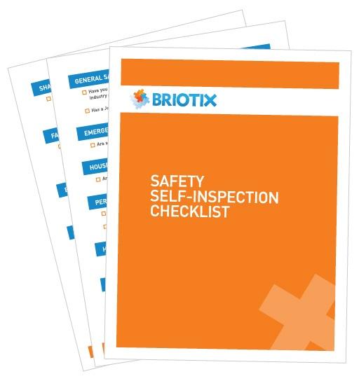 05212018-BRIOTIX-SafteySelfInspectionChecklist-Cover