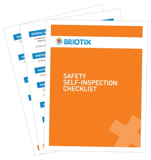 Download Your Workplace Safety Inspection Checklist